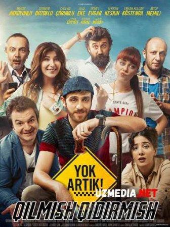 Qilmish qidirmish Turk kino Uzbek tilida O'zbekcha tarjima kino 2015 HD tas-ix skachat