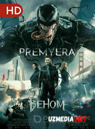 VENOM / ВЕНОМ Uzbek tilida O'zbekcha tarjima kino 2018 HD tas-ix skachat
