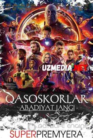 QASOSKORLAR 3: ABADIYAT CHEKSIZLIK JANGI Uzbek tilida O'zbekcha tarjima kino 2018 HD tas-ix skachat