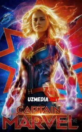 Kapitan Marvel / Капитан Марвел Uzbek O'zbek tilida tas-ix skachat download