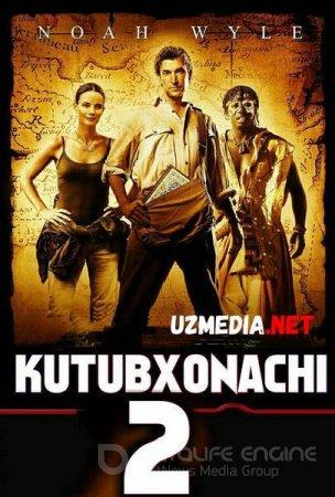 Kutubxonachi 2 / Kutubhonachi 2: Nayzani izlab Uzbek tilida O'zbekcha tarjima kino 2006 HD tas-ix skachat