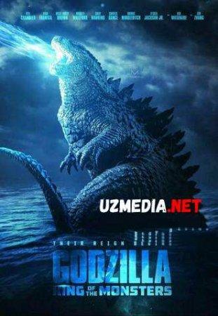 GODZILLA Uzbek tilida O'zbekcha tarjima kino 2018 HD tas-ix skachat