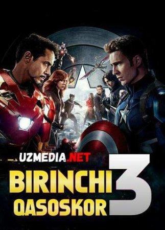 KAPITAN AMERIKA BIRINCHI QASOSKOR 3 / КАПИТАН АМЕРИКА ПЕРВЫЙ МСТИТЕЛЬ 3 Uzbek tilida O'zbekcha tarjima kino 2020 HD tas-ix skachat