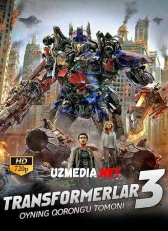 TRANSFORMERLAR 3   Uzbek tilida O'zbekcha tarjima kino 2019 HD tas-ix skachat
