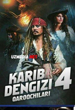 KARIB DENGIZI QAROQCHILARI 4   Hind kino Uzbek tilida O'zbekcha tarjima kino 2019 HD tas-ix skachat