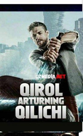 QIROL ARTURNING QILICHI  Uzbek tilida O'zbekcha tarjima kino 2019 HD tas-ix skachat