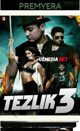 TEZLIK 3 Hind kino Uzbek tilida O'zbekcha tarjima kino 2019 HD tas-ix skachat