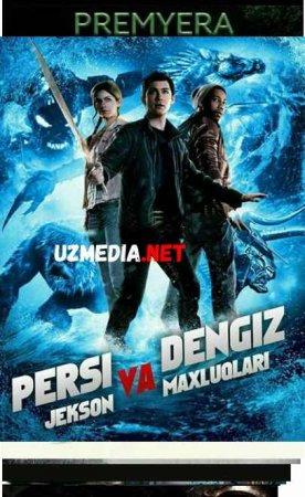 PERSI JEKSON VA DENGIZ MAHLUQLARI Uzbek tilida O'zbekcha tarjima kino 2019 HD tas-ix skachat