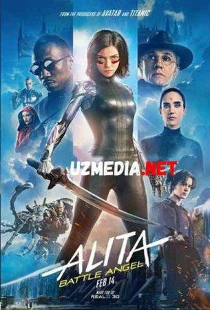 ALITA: JASUR FARISHTA PREMYERA UZBEK O'ZBEK TILIDA Uzbek tilida O'zbekcha tarjima kino 2019 HD tas-ix skachat