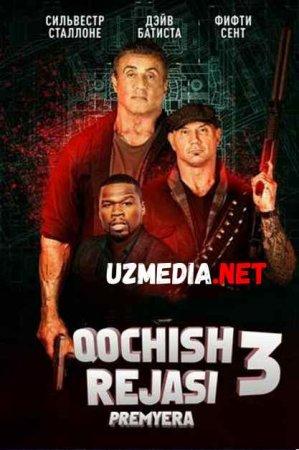QOCHISH REJASI 3 PREMYERA UZBEK O'ZBEK TILIDA Uzbek tilida O'zbekcha tarjima kino 2019 HD tas-ix skachat