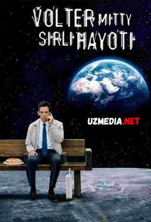 VOLTER MITTY SIRLI HAYOTI Uzbek tilida O'zbekcha tarjima kino 2019 HD tas-ix skachat