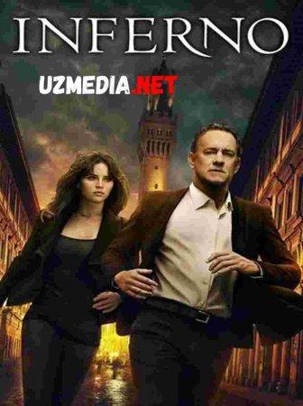 INFERNO  Uzbek tilida O'zbekcha tarjima kino 2019 HD tas-ix skachat