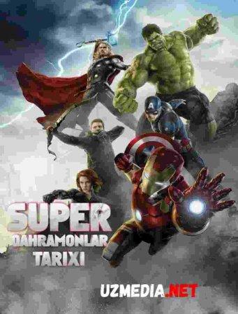 SUPER QAHRAMONLAR TARIXI PREMYERA  Uzbek tilida O'zbekcha tarjima kino 2019 HD tas-ix skachat