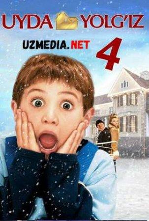 UYDA YOLG'IZ 4 Uzbek tilida O'zbekcha tarjima kino 2019 HD tas-ix skachat