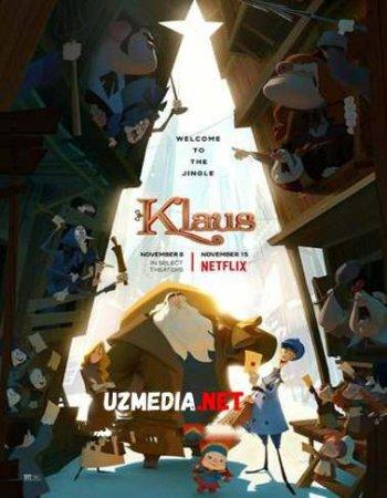 KLAUS PREMYERA  Uzbek tilida O'zbekcha tarjima kino 2019 HD tas-ix skachat