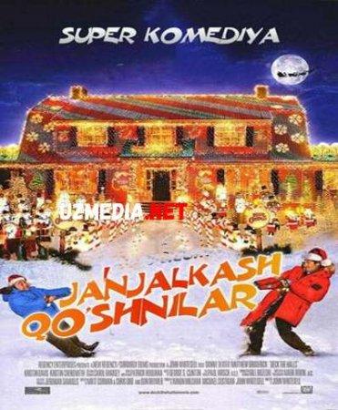 JANJALKASH QO'SHNILAR  Uzbek tilida O'zbekcha tarjima kino 2019 HD tas-ix skachat