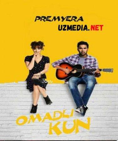 OMADLI KUN PREMYERA  Uzbek tilida O'zbekcha tarjima kino 2019 HD tas-ix skachat