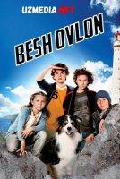 Besh ovlon / 5 ovlon / Besh do'st Uzbek tilida O'zbekcha tarjima kino 2012 HD tas-ix skachat