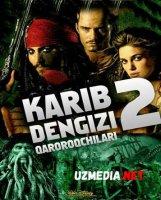 KARIB DENGIZI QAROQCHILARI 2   Uzbek tilida O'zbekcha tarjima kino 2018 HD tas-ix skachat