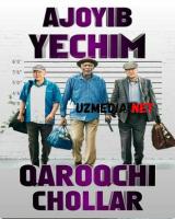 AJOYIB YECHIM YOHUD QAROQCHI CHOLLAR Uzbek tilida O'zbekcha tarjima kino 2019 HD tas-ix skachat