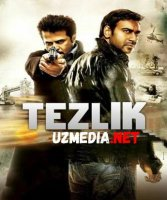 TEZLIK 1 Hind kino Uzbek tilida O'zbekcha tarjima kino 2019 HD tas-ix skachat