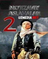 MO'JIZAVIY ASLAHALAR 2  Uzbek tilida O'zbekcha tarjima kino 2019 HD tas-ix skachat