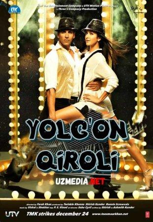 Aldov qiroli / Yolg'on qiroli / Tis Mar Xon Hind kino Uzbek tilida O'zbekcha tarjima kino 2010 HD tas-ix skachat